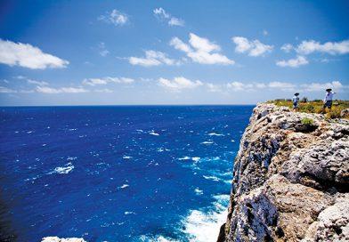 Cayman Brac Klippen