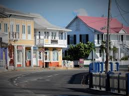 Grand Cayman Downtown