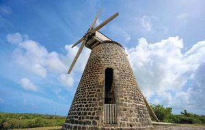 Antigua Bettys Hope Sugar Mill