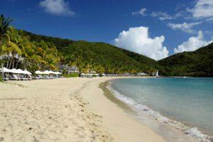 Antigua Carlisle Bay Beach