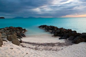 Antigua Mosquito Cove Beach