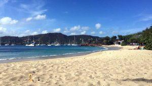 Antigua Pidgeon Point Beach