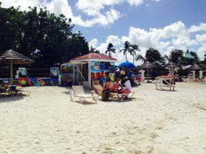 Antigua Turner´s Beach