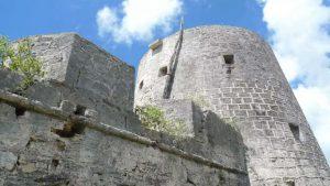 Barbuda Martello Tower