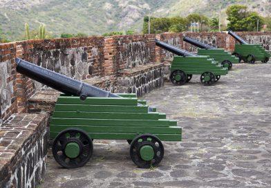 Statia-Fort-Oranje