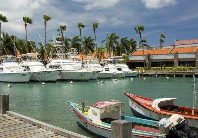 Aruba_Oranjestad_Yachten