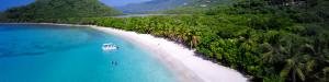 Strand auf Tortola