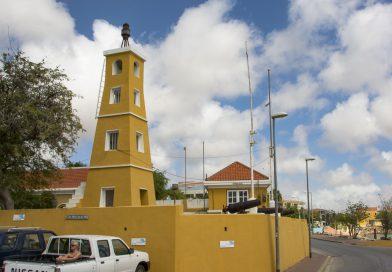 Bonaire_Kralendijk_Fort_Oranje