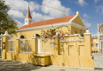 Bonaire_Kralendijk_Protestantische_Kirche