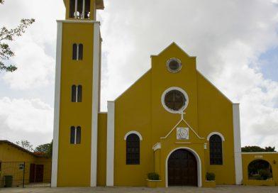 Bonaire_Rincon_Kirche