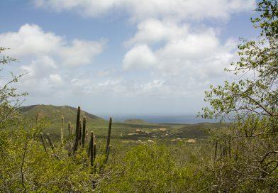 Curacao_Christoffelk_Park_Meerblick