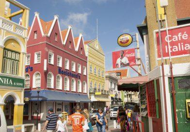 Curacao_Willemstad_Breedestraat