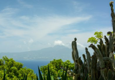 Blick nach Basse-Terre