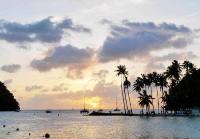 Marigot-Bay-Sonnenuntergang-4