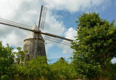 Windmühle auf Marie Galante