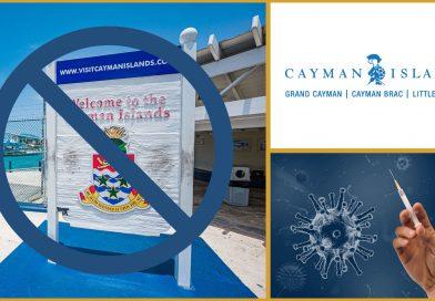 Cayman Islands – die Wiedereröffnung der Grenze wird wegen steigender Anzahl lokaler COVID-Fälle ausgesetzt